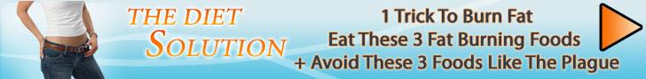 Three Fat Burning Foods